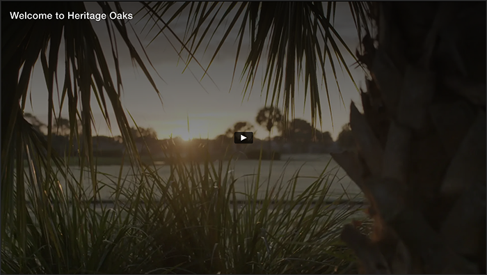 Heritage Oaks Golf & Country Club Promo Video